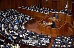 Chính phủ Nhật Bản thông qua ngân sách quốc phòng kỷ lục