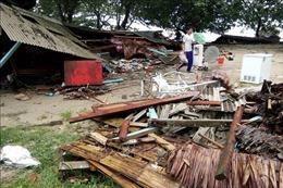 Số người thương vong, mất tích trong thảm họa sóng thần Indonesia tiếp tục tăng