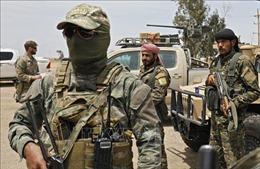 Pháp khẳng định hỗ trợ lực lượng người Kurd tại Syria