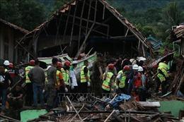 Thảm họa sóng thần tại Indonesia: Số người thương vong tăng mạnh
