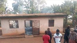 Các tay súng ly khai nói tiếng Anh phóng hỏa thị trấn nói tiếng Pháp ở Cameroon