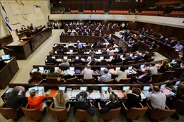Quốc hội Israel sẽ tổng tuyển cử trước thời hạn