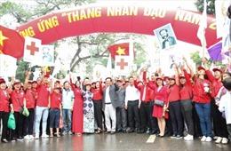 10 sự kiện nổi bật của Hội Chữ thập đỏ Việt Nam năm 2018