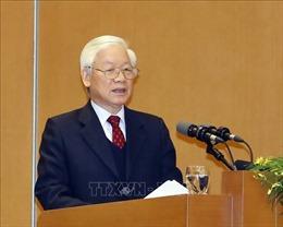 Tổng Bí thư, Chủ tịch nước: Củng cố nền tảng kinh tế vĩ mô, kiểm soát lạm phát
