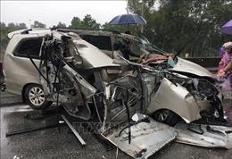 Ngày thứ hai của kỳ nghỉ lễ: 25 người chết vì tai nạn giao thông
