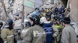 21 người thiệt mạng trong vụ nổ sập chung cư ở Nga