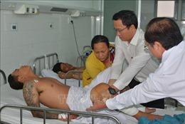 Tình trạng sức khỏe của 14 nạn nhân vụ đâm xe tại Bến Lức đang nằm ở Bệnh viện Chợ Rẫy