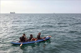 Quân đội Anh hỗ trợ ngăn chặn tình trạng vượt biển ở Eo biển Manche