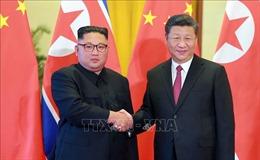 Nhà lãnh đạo Triều Tiên Kim Jong-un đến Trung Quốc họp thượng đỉnh lần thứ 4