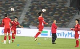 ASIAN CUP 2019: Kỳ vọng vào 'cái duyên Tây Á'