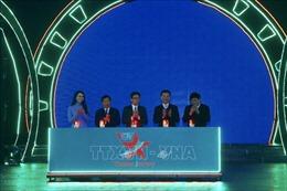 Phó Thủ tướng bấm nút phát sóng Kênh truyền hình chuyên biệt Văn hóa - Du lịch Vietnam Journey