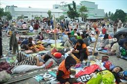 Indonesia tăng tốc xây nhà tạm sau thảm họa kép động đất sóng thần ở Palu