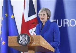 Thủ tướng Theresa May: Từ chối thỏa thuận Brexit sẽ là thảm họa