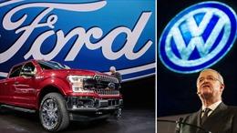 Hai 'ông lớn'  Ford và Volkswagen đột ngột bỏ họp báo triển lãm xe hơi Detroit