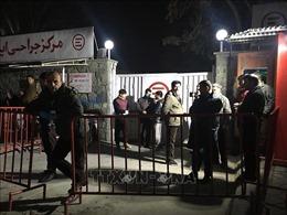 Taliban nhận gây ra vụ đánh bom tại Kabul khiến trên 100 người thương vong