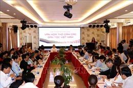Bảo tồn, gìn giữ các giá trị văn hóa thổ cẩm Việt Nam