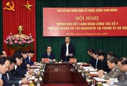 Công tác thu hồi tài sản trong các vụ án về tham nhũng, kinh tế tại Thành phố Hà Nội