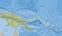 Động đất cường độ 6,1 làm rung chuyển khu vực ngoài khơi Papua New Guinea