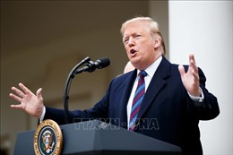Tổng thống Mỹ để ngỏ khả năng tuyên bố tình trạng khẩn cấp quốc gia