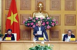 Thủ tướng chủ trì phiên họp Tiểu ban Kinh tế - Xã hội của Đại hội Đảng XIII