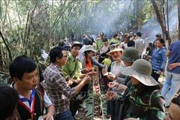 Cúng Rừng - nét văn hóa độc đáo của người dân tộc thiểu số Tây Nguyên