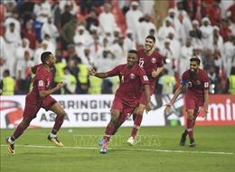 Asian Cup 2019: Người dân Qatar mở hội mừng chiến thắng lịch sử