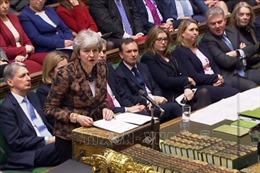 Hạ viện Anh chất vấn Thủ tướng Theresa May về Brexit