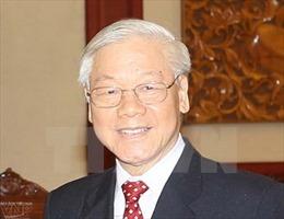 Tổng Bí thư, Chủ tịch nước Nguyễn Phú Trọng: Đảng vững mạnh, đất nước phát triển, dân tộc trường tồn
