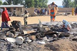 Boko Haram gia tăng các vụ tấn công tại Nigeria