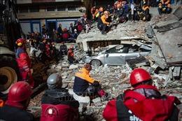 31 người thương vong trong vụ sập chung cư tại Thổ Nhĩ Kỳ