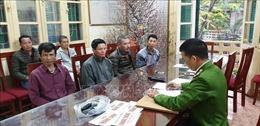 Xử lý 6 đối tượng chèo kéo du khách đi chùa Hương