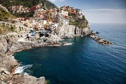 Italy đối mặt nguy cơ biến mất hàng trăm km đường bờ biển