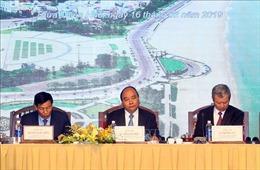 Thủ tướng Nguyễn Xuân Phúc dự Hội nghị phát triển Du lịch Miền Trung, Tây Nguyên