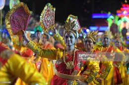 Việt Nam tham dự lễ hội diễu hành Chingay Parade 2019 ở Singapore
