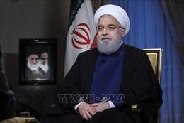 Tổng thống H.Rouhani: Căng thẳng giữa Iran và Mỹ đang ở mức tối đa