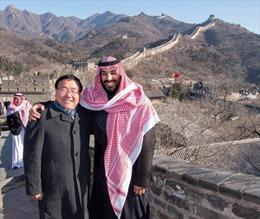Trung Quốc, Saudi Arabia ký thỏa thuận lọc dầu trị giá 10 tỷ USD