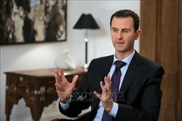 Lần đầu tiên, Tổng thống Syria thăm Iran sau 8 năm