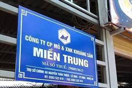 Vụ thao túng giá cổ phiếu MTM: Viện Kiểm sát giữ nguyên bản cáo trạng đã truy tố