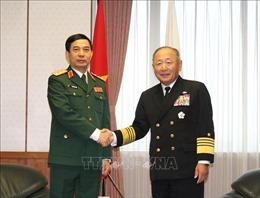Hợp tác quốc phòng Việt Nam - Nhật Bản ngày càng mở rộng