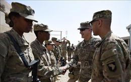 Tướng Mỹ nhận định chưa hội đủ điều kiện để rút quân khỏi Afghanistan