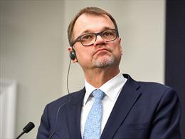 Thủ tướng Phần Lan từ chức