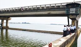Thừa Thiên - Huế: Khắc phục công trình đập ngăn mặn Thảo Long xuống cấp