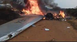 14 người thiệt mạng trong vụ rơi máy bay ở Colombia
