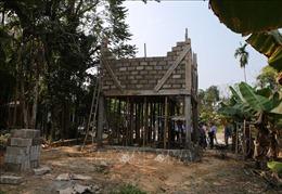 Hỗ trợ xây dựng 430 nhà an toàn chống bão, lụt cho người dân Thừa Thiên - Huế
