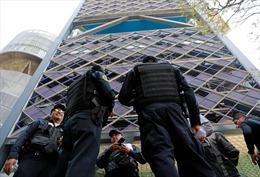 Sơ tán hàng nghìn người do đe dọa đánh bom tại thủ đô Mexico