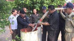 Campuchia kêu gọi Thái Lan hỗ trợ nước sạch cứu hạn