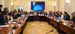 Thúc đẩy hợp tác giữa các doanh nghiệp vừa và nhỏ Việt - Nga