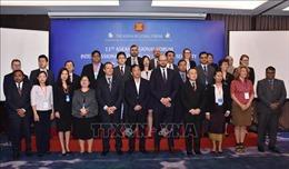 Kết thúc Cuộc họp lần thứ 11 Nhóm giữa kỳ Diễn đàn Khu vực ASEAN về An ninh biển