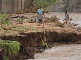 Bão nhiệt đới Idai đổ bộ Mozambique và Zimbabwe, trên 120 người thiệt mạng