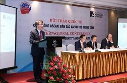 Thúc đẩy những nỗ lực mới để xây dựng cộng đồng ASEAN